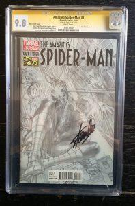 amazing_spider-man_vol_3_1_ross_sketch_variant_cgc_9-8_1316130004